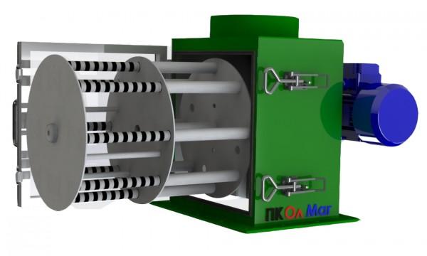 магнитный сепаратор ССМВ