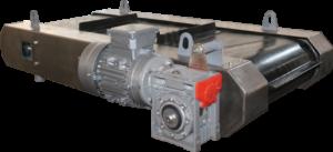 Магнитный сепаратор подвесной с автоматической очисткой (СМПА)