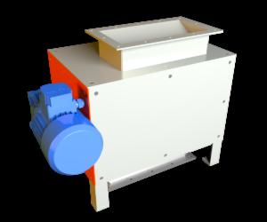 Магнитный сепаратор барабанный с секторной магнитной системой БСМ в корпусе