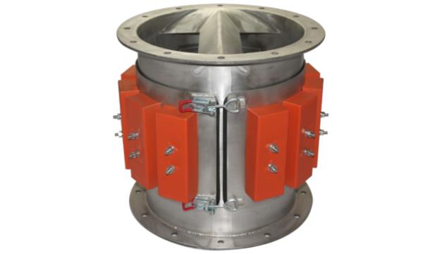 Магнитный сепаратор пластинчатый в корпусе (ПСМ)
