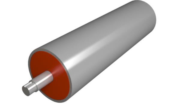 Магнитный сепаратор барабанный шкивной (СМБ)