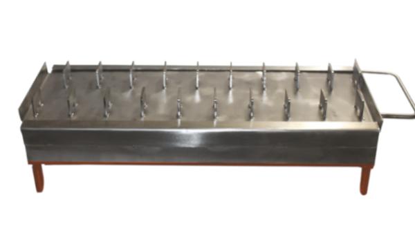 Магнитный сепаратор подвесной с гребёнкой (СМПРГ)