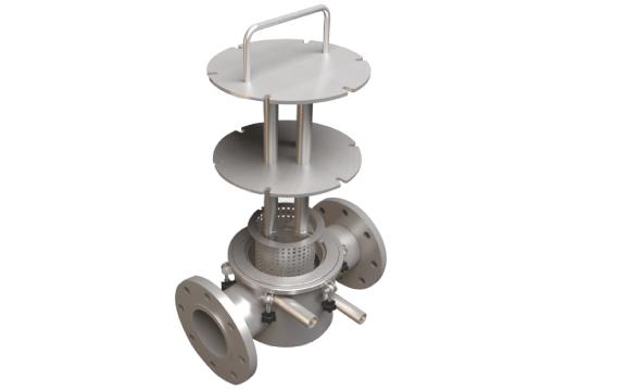 Магнитный сепаратор стержневой для жидких продуктов (ССМТ)