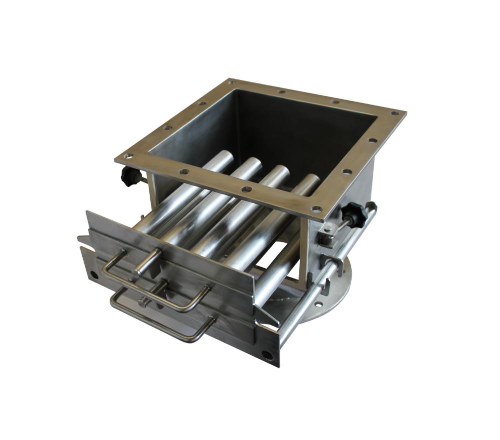 Магнитный сепаратор стержневой с механической очисткой (ССМ)