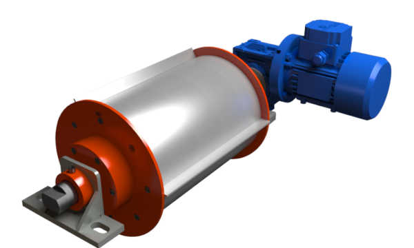 Магнитный сепаратор барабанный с секторной магнитной системой (БСМ)